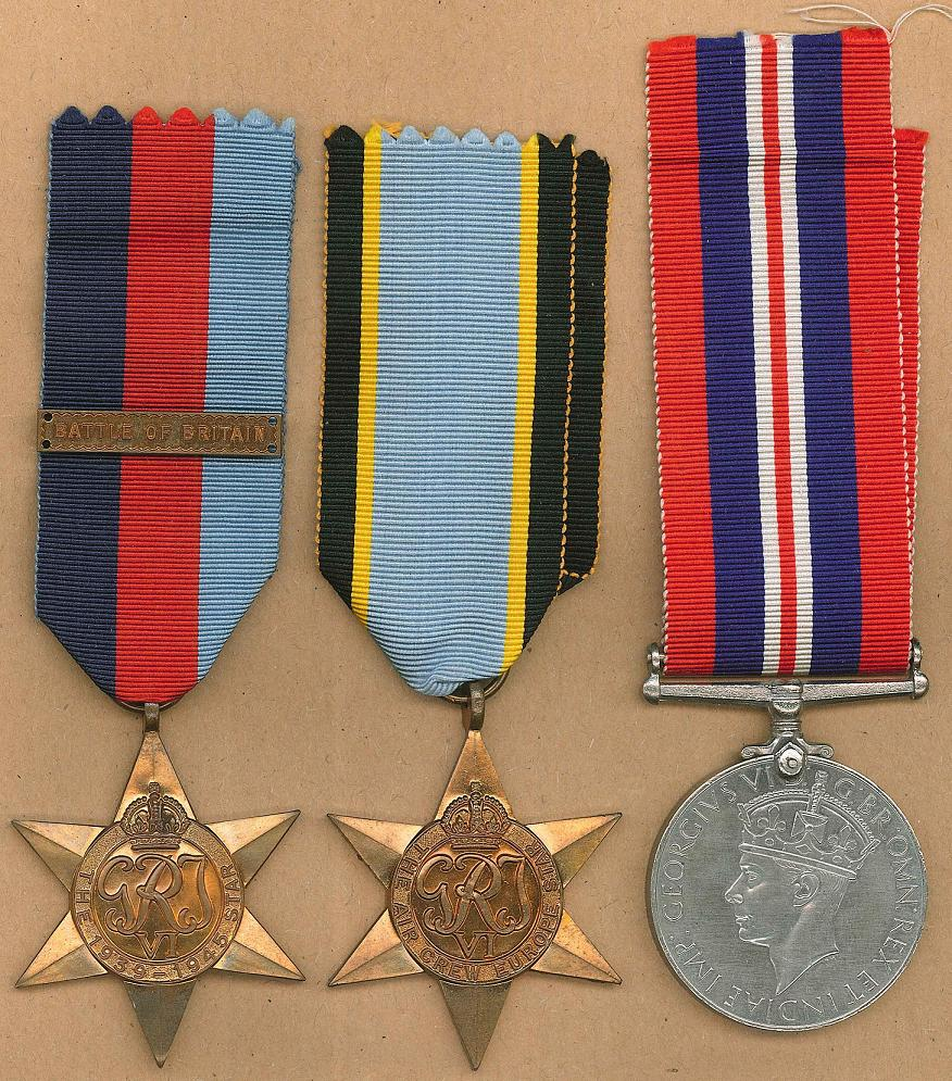 Battle of Britain Medals