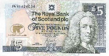 Jack Nicklaus £5